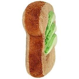 111576 Big Squishable Comfort Food Avocado Toast - 38 cm
