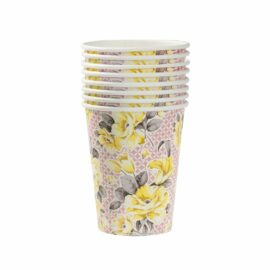 Talking Tables Pappersmuggar Vintage Blommönster 12 st - Truly Scrumptious