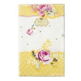 Bordsduk Papper Vintage Blommönster - Truly Scrumptious