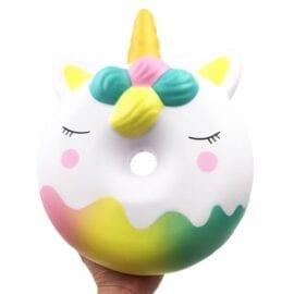 Squishy Gigantisk Unicorn Donut