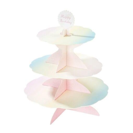 Kakfatsställ Happy Birthday - We Heart Pastel