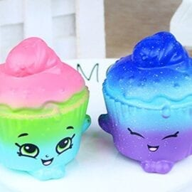 Squishy Cupcake 2-pack