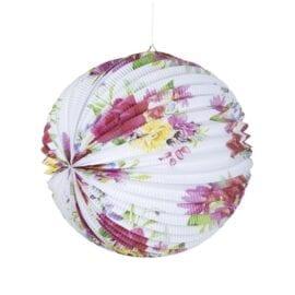 Hängande Dekorationer Vintage Blommönster - Truly Scrumptious