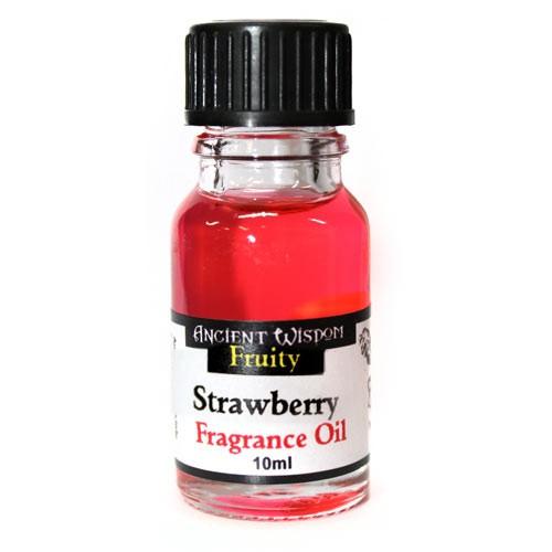 Doftoljor - Ancient Wisdom Strawberry