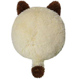 Mini Squishable Classic Siamese Cat - 18 cm