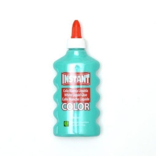 Turkos Color Glue Slime PVA Lim