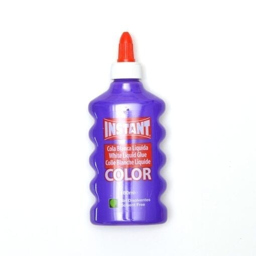 Lila Color Glue Slime PVA Lim