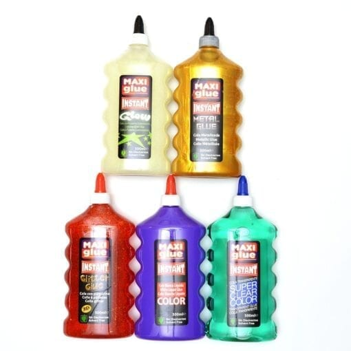 5-Pack MAXI Glue Slime PVA Lim