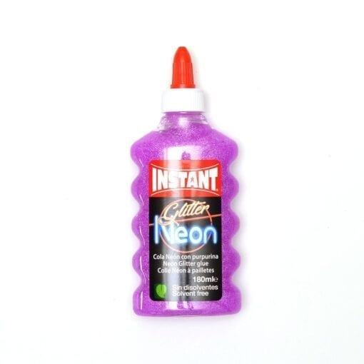 6-Pack Neon Glue Slime PVA Lim