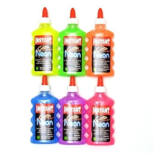 Neon Glue Slime PVA Lim