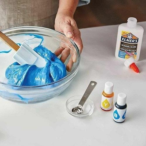 Elmers White School Glue Slime PVA Lim
