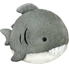 Big Squishable Classic Great White Shark - 38 cm