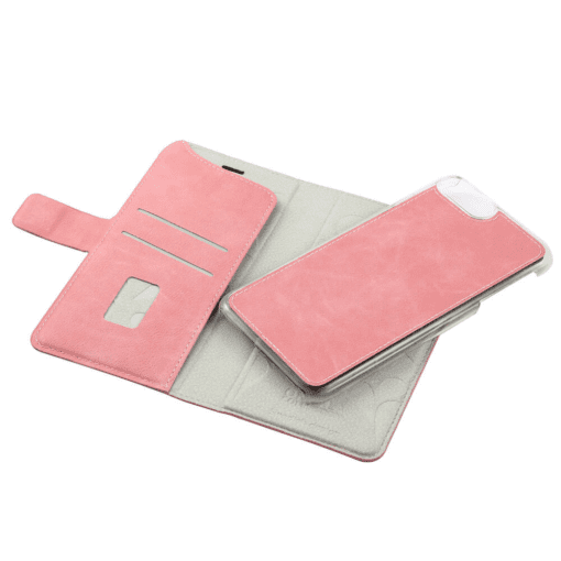 111795 ONSALA COLLECTION Plånboksfodral Dusty Pink till Apple iPhone 8,7,6,6S Plus