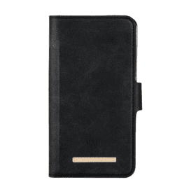 111797 ONSALA COLLECTION Plånboksfodral Midnight Black till Apple iPhone X,XS
