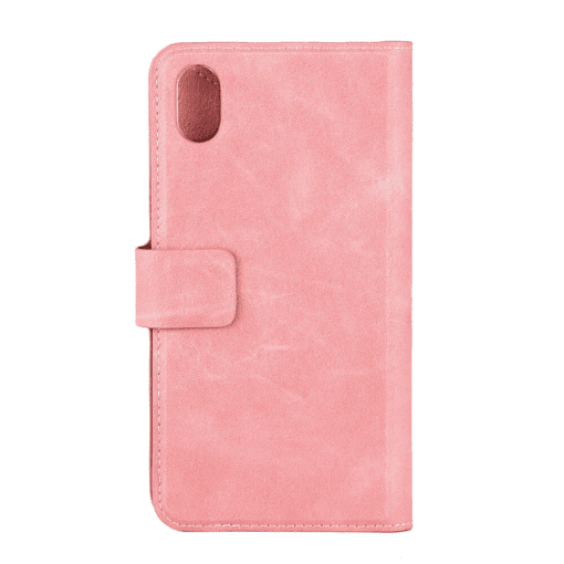 ONSALA COLLECTION Plånboksfodral Dusty Pink till Apple iPhone XR