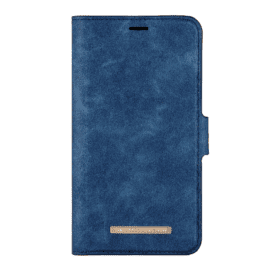 ONSALA COLLECTION Plånboksfodral Royal Blue till Apple iPhone XR