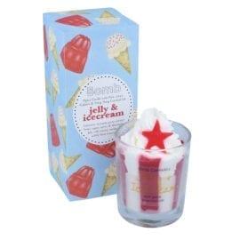 Doftljus Jelly & Ice Cream - Bomb Cosmetics