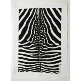 Kökshandduk Zebra Sandstrom & Sandstrom - Kollektion Wildlife