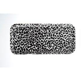 Bricka Leopard Liten Rektangulär Sandstrom & Sandstrom – Kollektion Wildlife