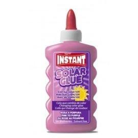 111874-5 UV Solar Color Changing 180 ml Slime PVA Lim