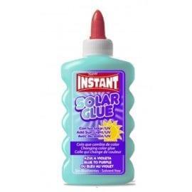 111874-6 UV Solar Color Changing 180 ml Slime PVA Lim