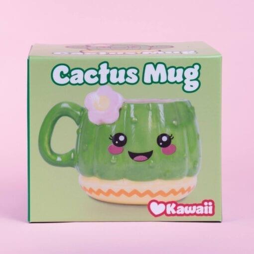 Mugg Kaktus - Kawaii