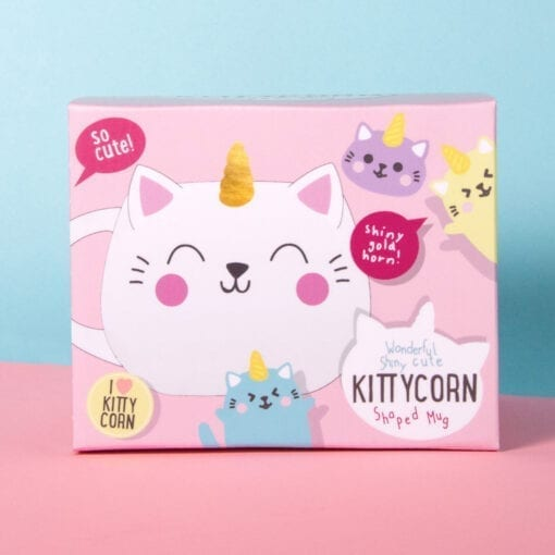 Mugg Kittycorn - Kawaii