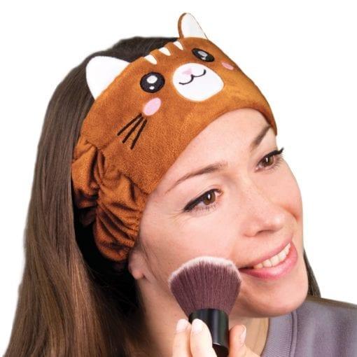 111892 Makeup Hårband Cat - Kawaii