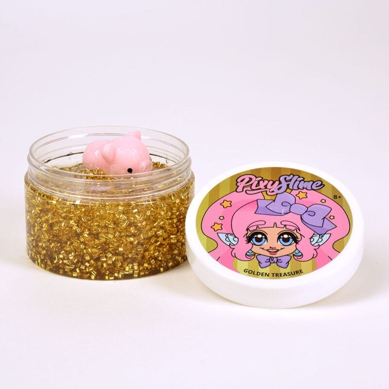 Pixy Slime Golden Treasure