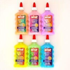 UV Solar Color Changing Glue Slime PVA Lim