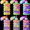 UV Solar Color Changing Glue Slime PVA Lim