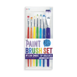 OOLY Lil Paint Brush Set - Set of 7