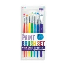 OOLY Lil Paint Brush Set - set of 7