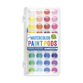 OOLY Lil' Watercolor Paint Pods