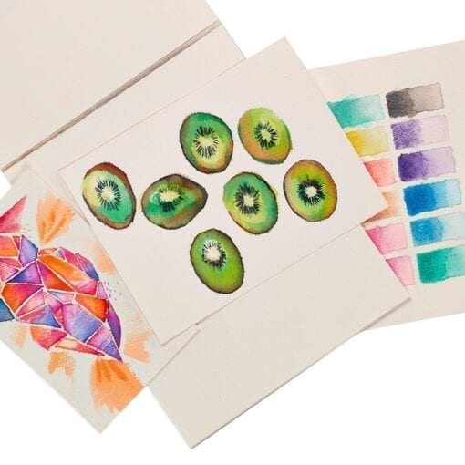OOLY Chroma Blends Watercolor Paper