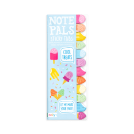 OOLY Note Pals Sticky Tabs - Cool Treats