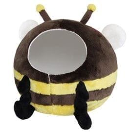 Mini Squishable Undercover Corgi in Bee Suit - 18 cm
