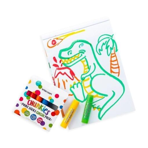 OOLY Chunkies Paint Sticks Set of 6