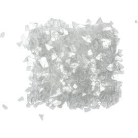 Glitter Flakes Transparent