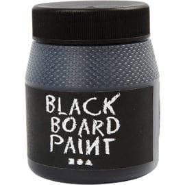 Skoltavelfärg Black Board Paint