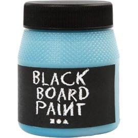 Skoltavelfärg Turkos Black Board Paint