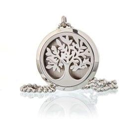Halsband Aromaterapi Tree of Life 30 mm