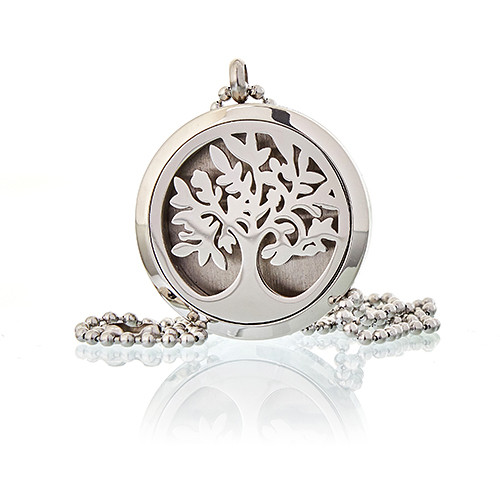 Halsband Aromaterapi Tree of Life 30 mm