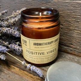 Doftljus Aromaterapi Positive Vibes - Ancient Wisdom