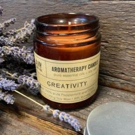 Doftljus Aromaterapi Creativity - Ancient Wisdom