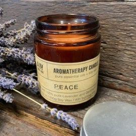 Doftljus Aromaterapi Peace - Ancient Wisdom