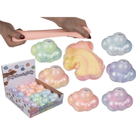 112122 Magic Bouncing Putty Fluffy Cloud