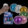 112131-10 Stressboll Glitter