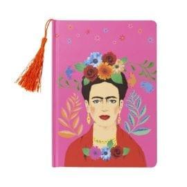 112137-2 Anteckningsbok A5 Frida Kahlo