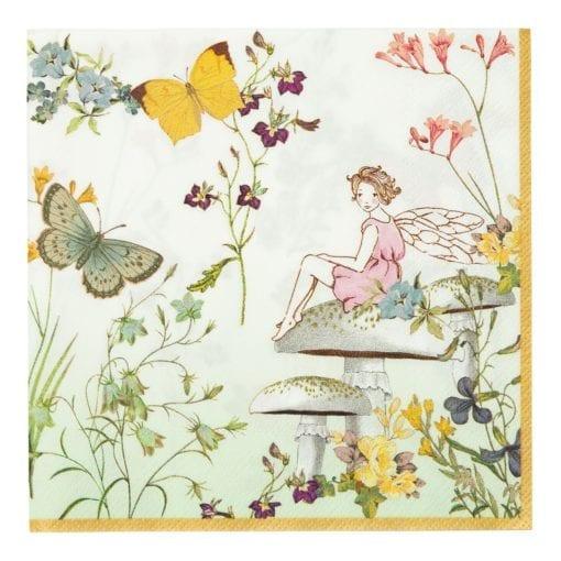 112145 Servetter Liten Älva - Truly Fairy